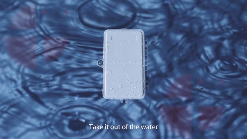 Waterproof rend