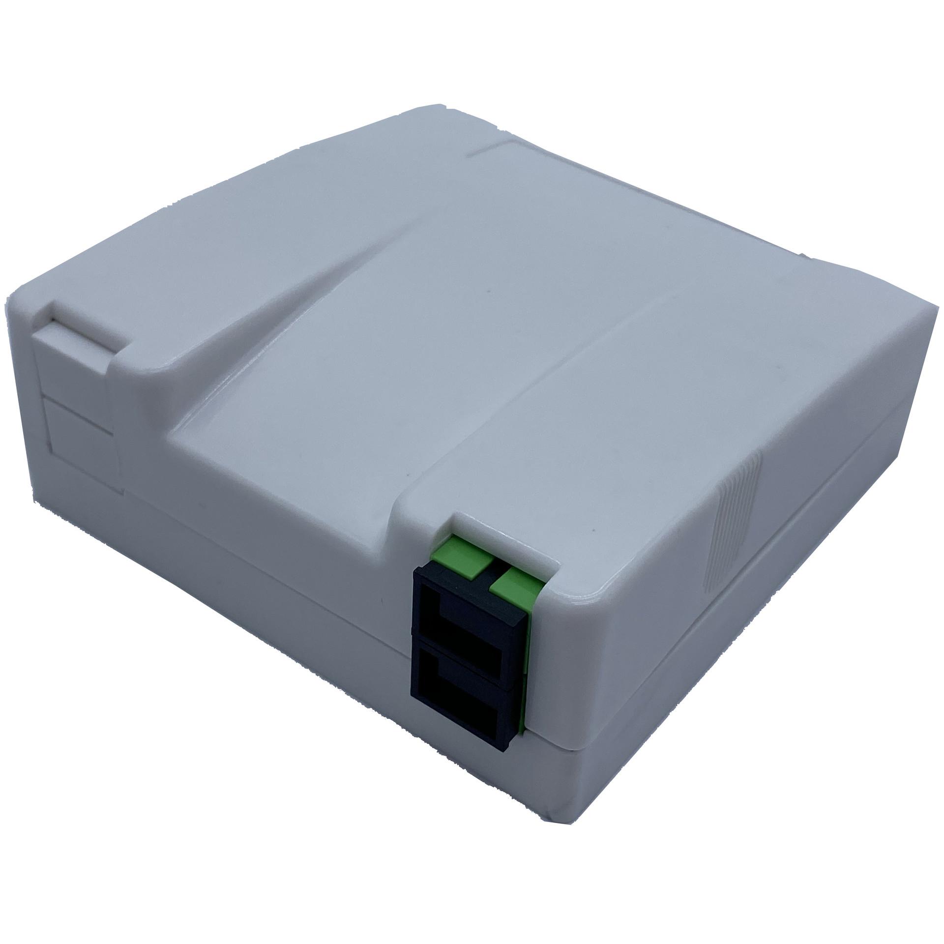 FTB104L 4 core fiber optic terminal box