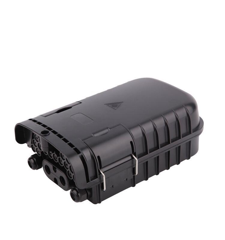 FDB0216V 16 ports fiber patch cable access termination box black color