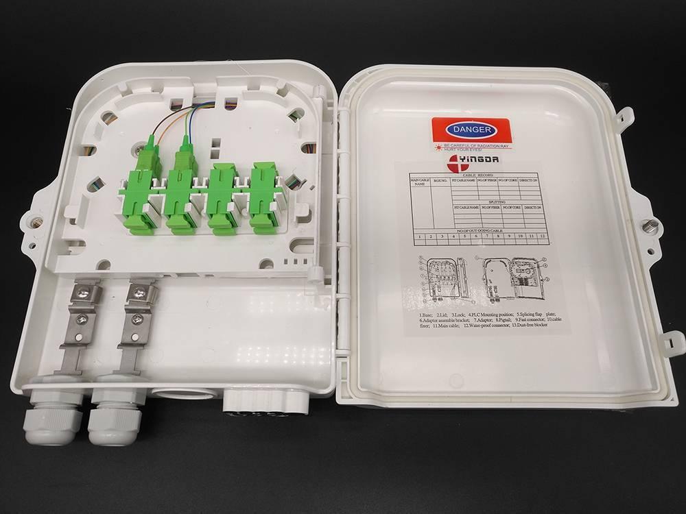 FDB 0208C  Fiber Access Terminal optical splitter box