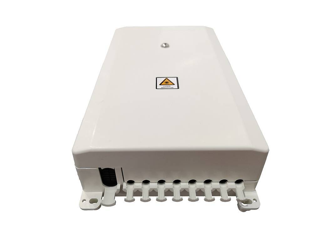 FTB 008A   8Port Fiber Optic Terminal Box