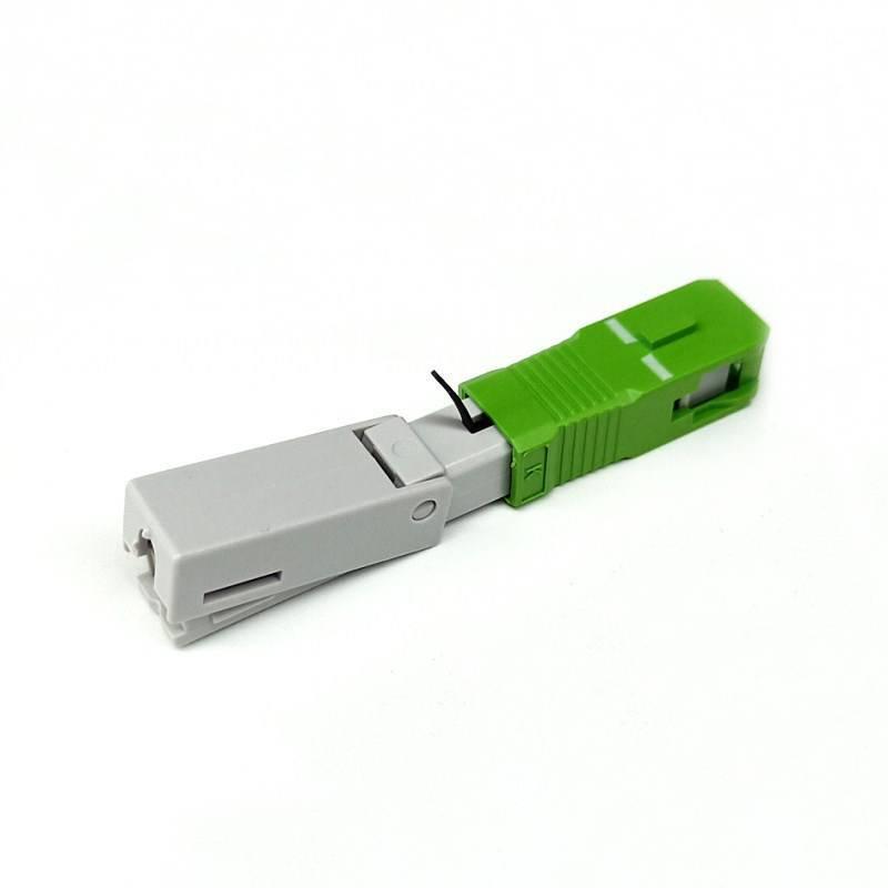 YDFIC-SA-1801 Fast connector lc fiber connector
