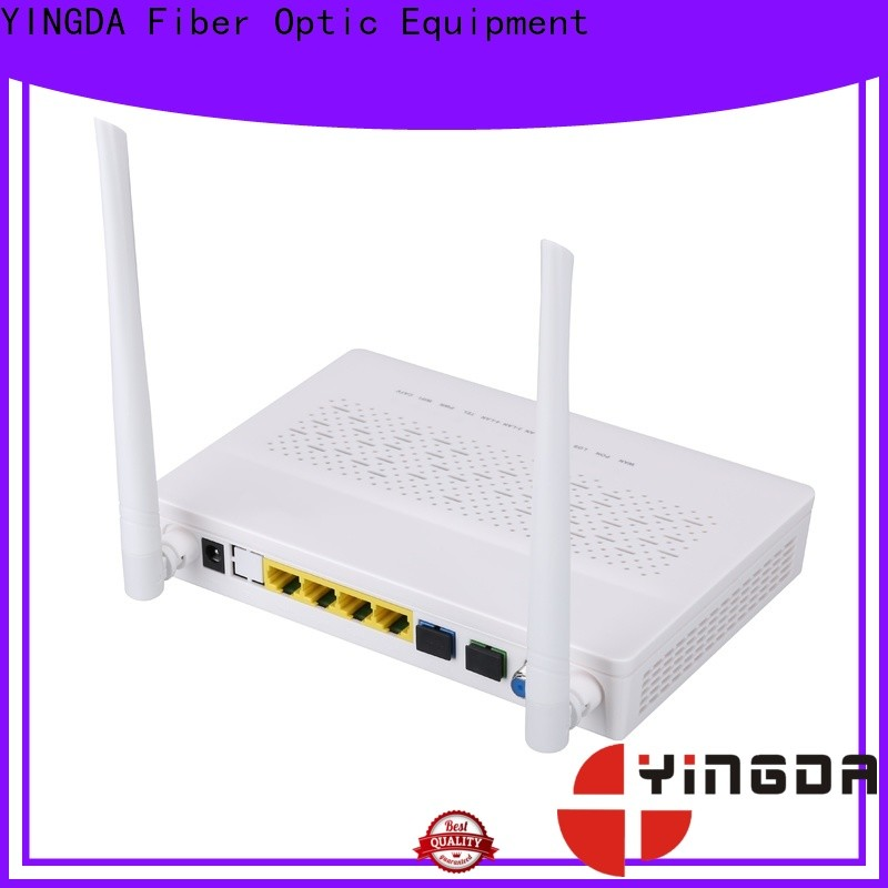YINGDA Top active optical company For network equipment