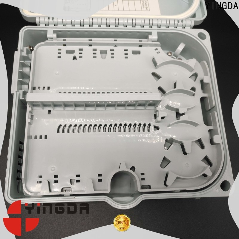 YINGDA fiber optic box wall Suppliers For network