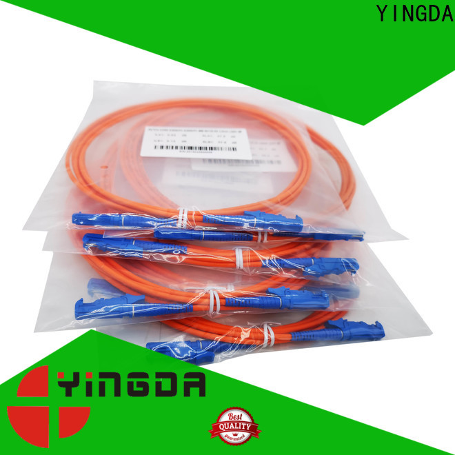 Latest optical patch cord for business For connection