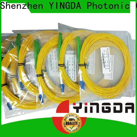YINGDA lc fc patch cord for optical fiber access network