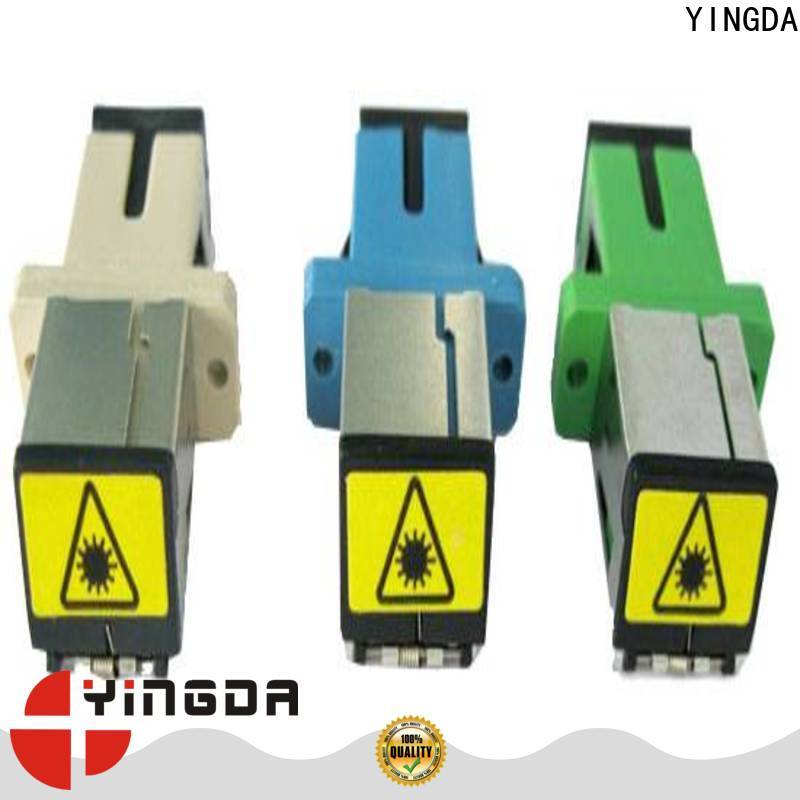 YINGDA Top optical cable connector Supply For network