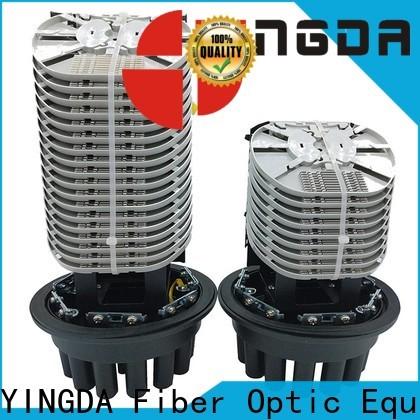 YINGDA dome fiber closure Supply For fiber optic systems