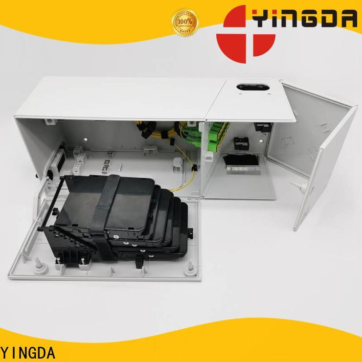 YINGDA Best fibre optic distribution box Suppliers for the wiring connection