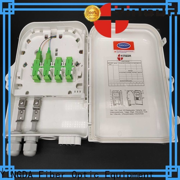 YINGDA High-quality fiber optic distribution unit For network