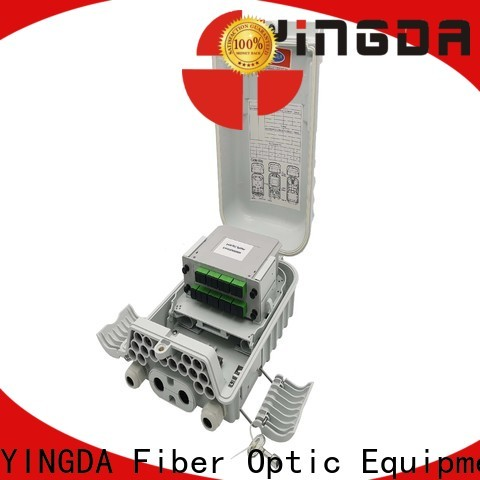 YINGDA Best fiber optic solutions company for the use of optical fiber terminal points