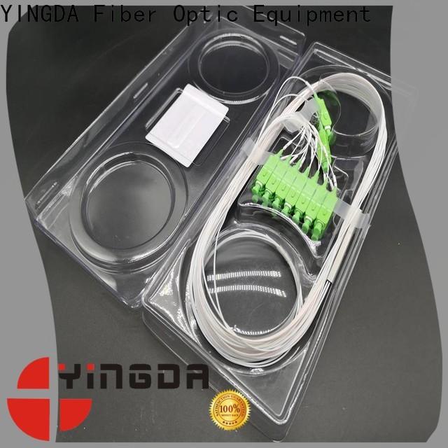 Wholesale fiber optic plc splitter manufacturers For fiber optic systems