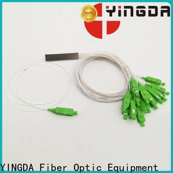 Custom best optical splitter For network equipment