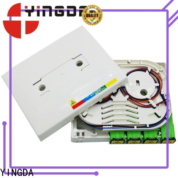 High-quality outdoor fiber termination box manufacturers for indoor use