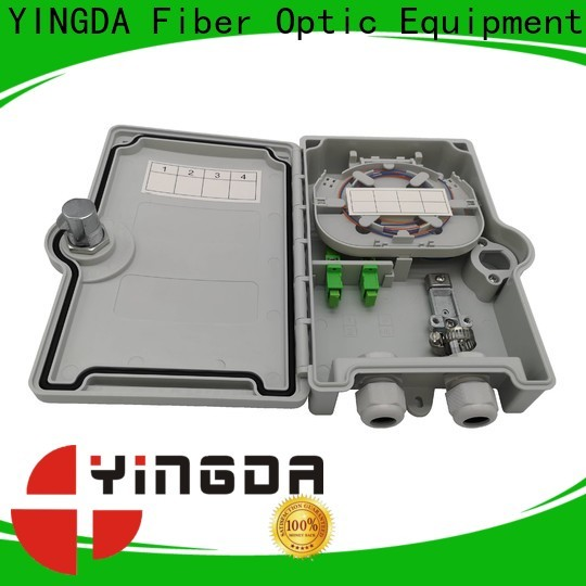 Wholesale outdoor fiber optic distribution box Supply For network equipment