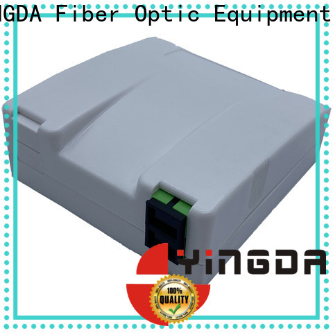 Latest fiber termination box factory on wall or desktop