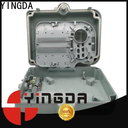 YINGDA New fiber optic distribution box company for the wiring connection