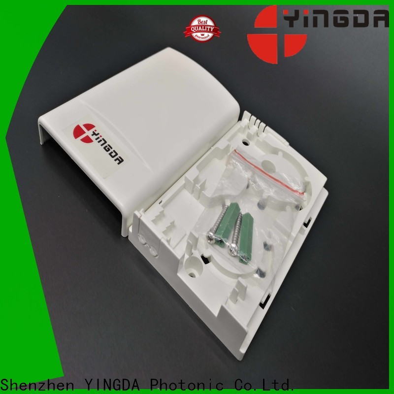 YINGDA fiber optic terminal box Suppliers For fiber optic systems