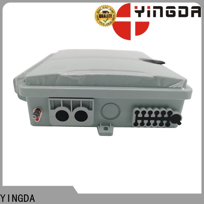 YINGDA optical distribution box for business for the use of optical fiber terminal points