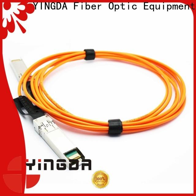 YINGDA bulk fiber optic cable Suppliers For fiber optic systems