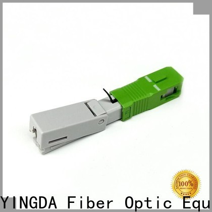 YINGDA Wholesale fiber optic cable connectors company for quickly assembly connect
