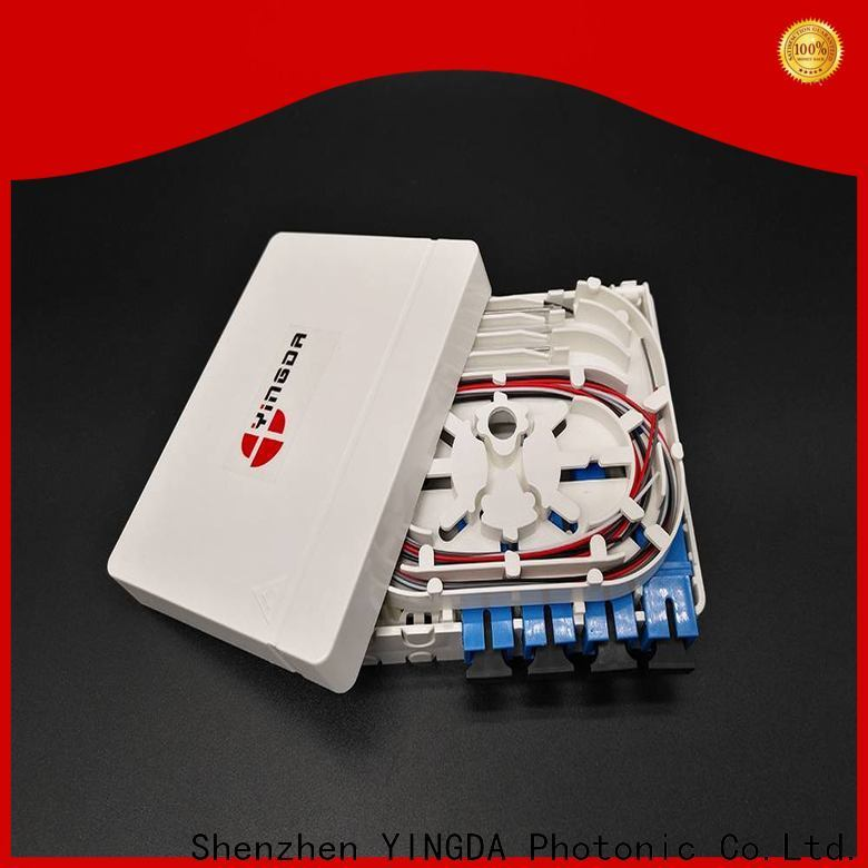 YINGDA outdoor fiber termination box company For connection