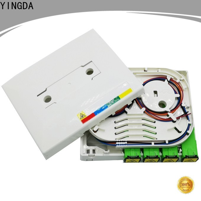 Wholesale outdoor fiber termination box For connection