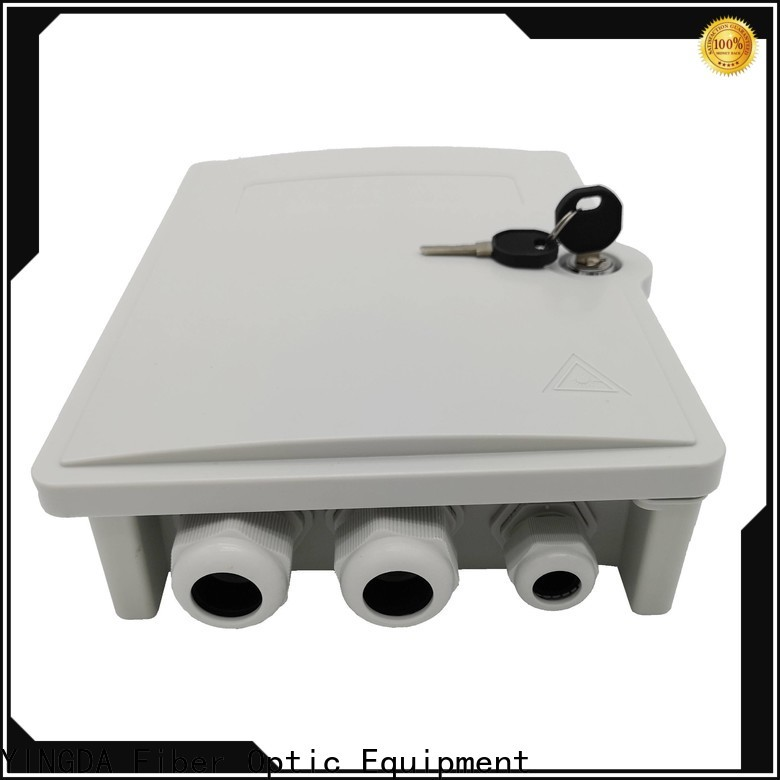 YINGDA Wholesale fiber optic box Supply For network equipment