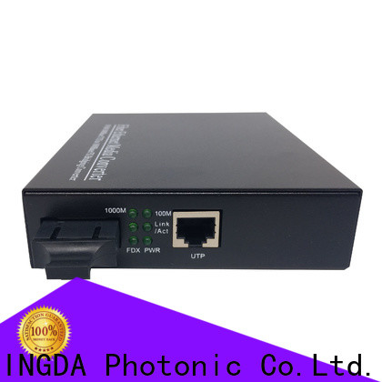 New copper to fiber media converter Suppliers For fiber optic systems