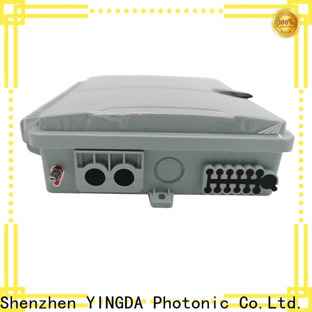 YINGDA Custom outdoor fiber distribution box for business for the wiring connection