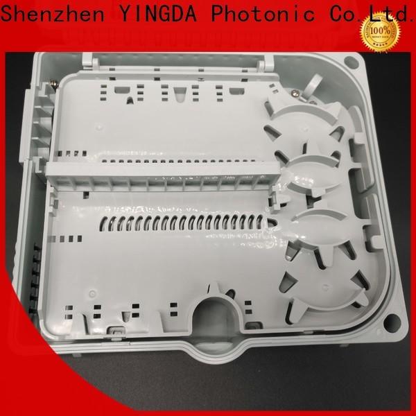 Custom fiber splitter distribution box For network equipment