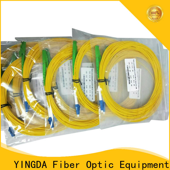 YINGDA fiber patch cord suppliers factory For connection