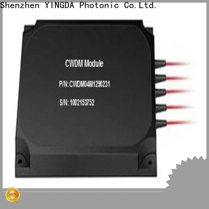 YINGDA Top passive cwdm multiplexer company For connection