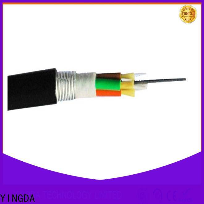 YINGDA fiber optic patch cord price for optical fiber communication system