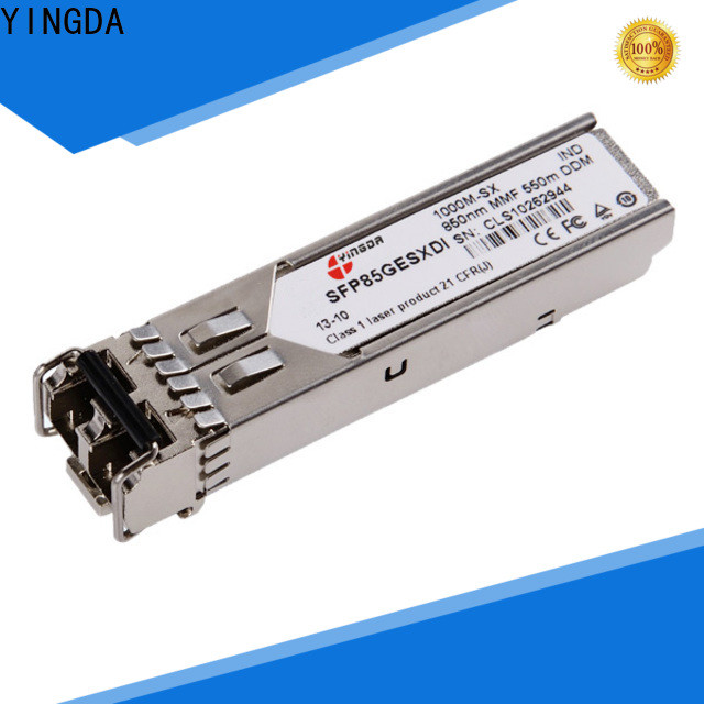 Latest sfp transceivers Supply For network