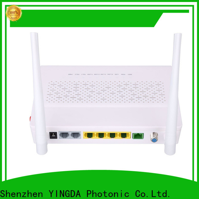 Latest optical network termination unit factory For network