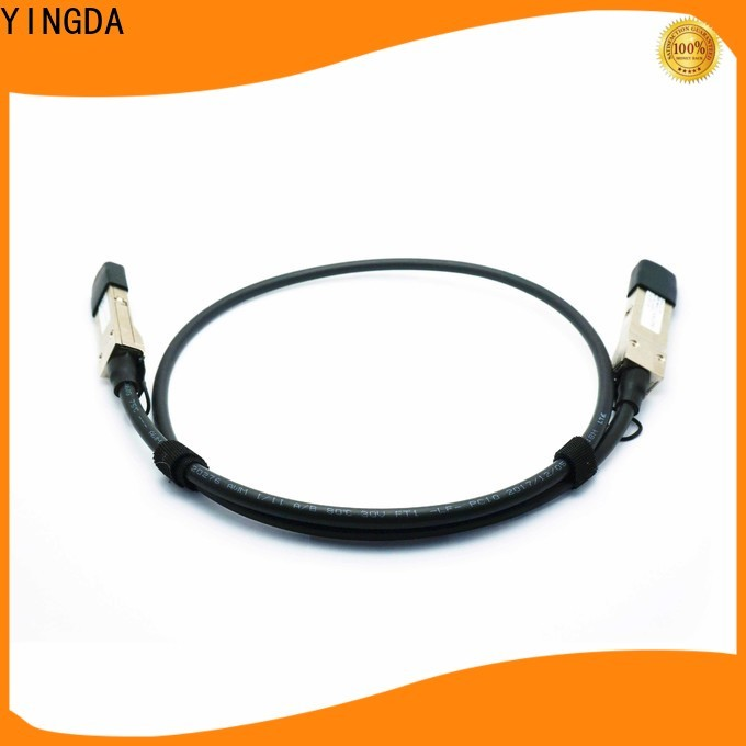 YINGDA Latest aoc fiber cable Suppliers For network