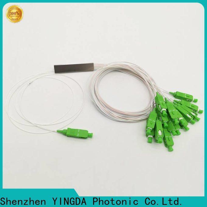 YINGDA New splitter fiber optik for business For connection