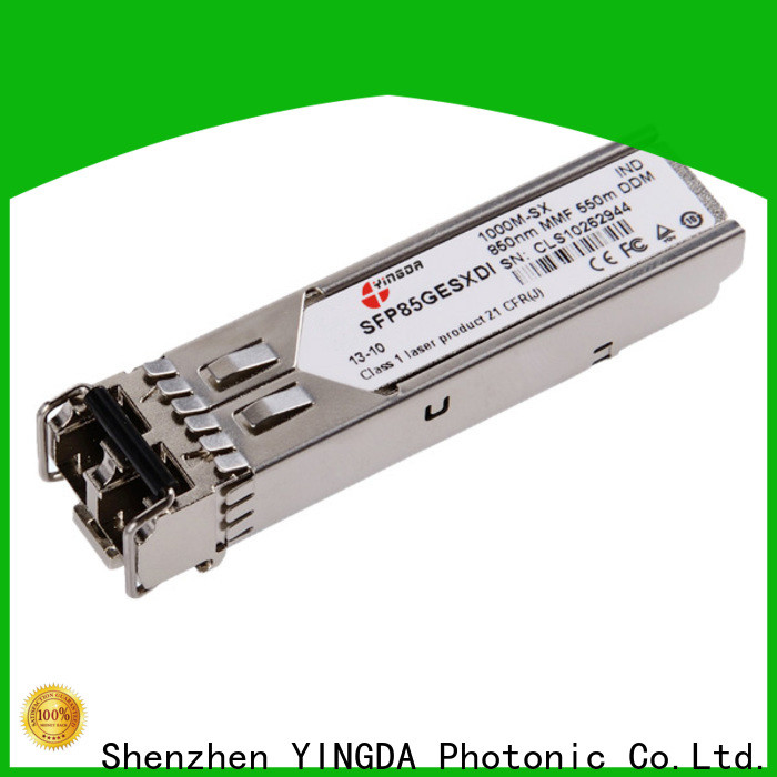 YINGDA fiber optic transceiver for business for SONET/SDH OC-12/STM-4