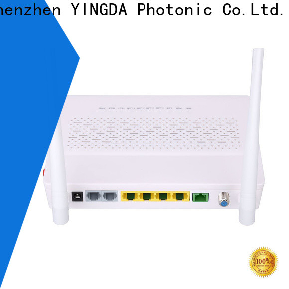 Best active network components company for VOIP application