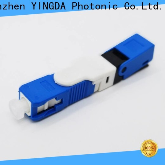 YINGDA New passive fiber optic company For connection