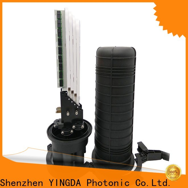 YINGDA Wholesale optical fiber cable joint closure Supply For network