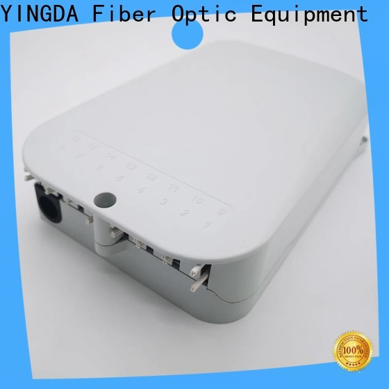 YINGDA Best ftth termination box manufacturers For fiber optic systems