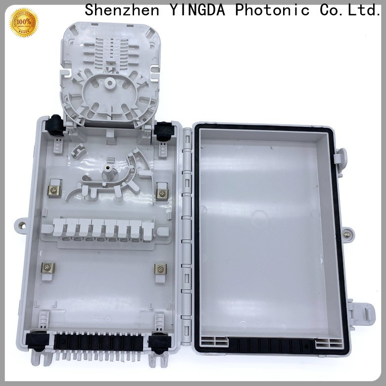 YINGDA Top fibre optic distribution box Suppliers for the use of optical fiber terminal points