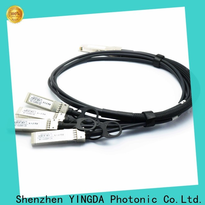 YINGDA Custom active copper cable manufacturers for Data center cabling infrastructure