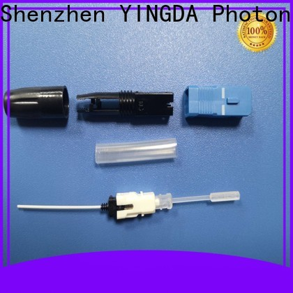 YINGDA Latest fiber connector type Suppliers For connection