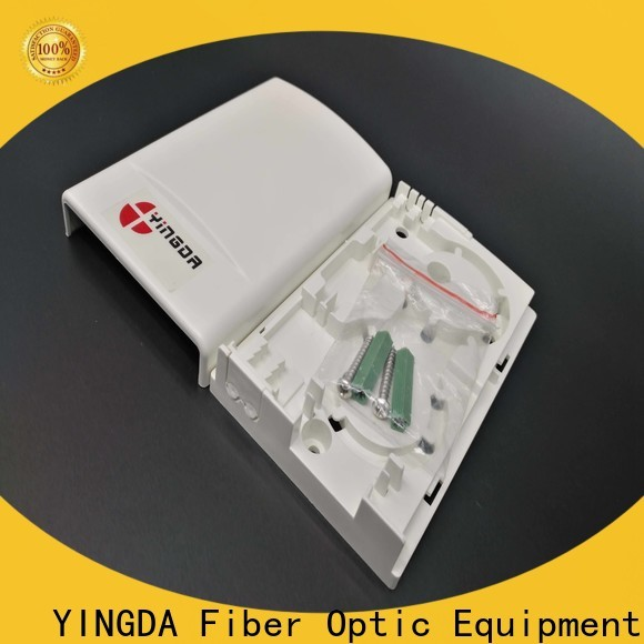 Custom fiber access terminal box for business For network equipment