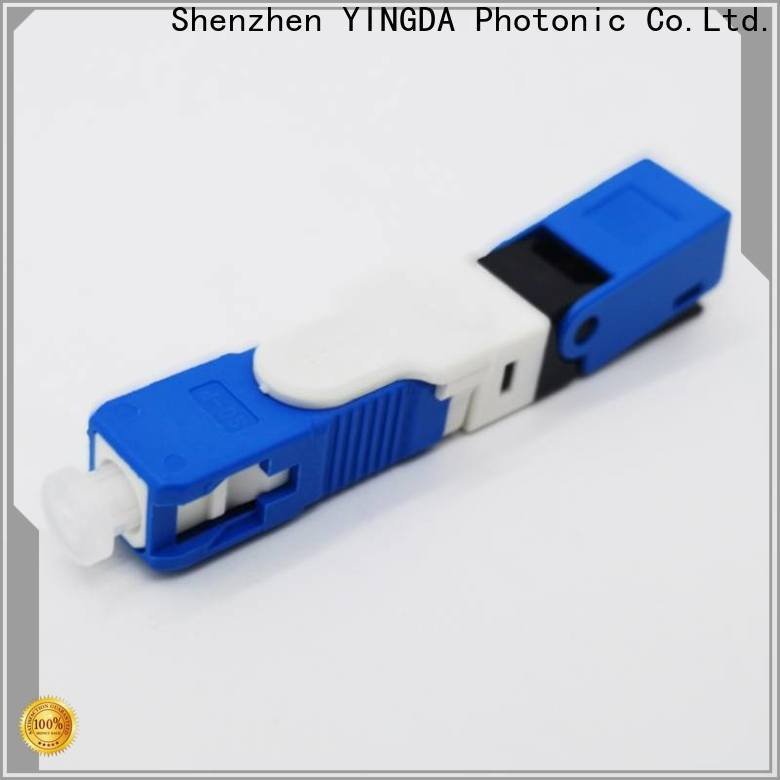 Top fiber connector type factory For connection