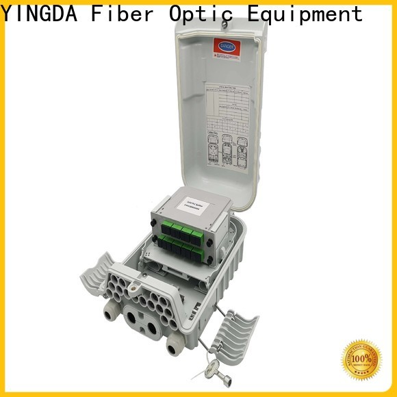 YINGDA Custom fdb fiber distribution box company for the wiring connection