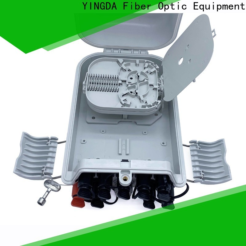 YINGDA High-quality fiber splitter distribution box for the wiring connection